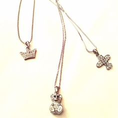Girls necklaces #fashion #girlsnecklaces #fashionkids #accessories