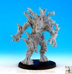 Black-Scorpion-Fantasy-Football-Mini-Treeman-Resculpt-Resin-Box-MINT