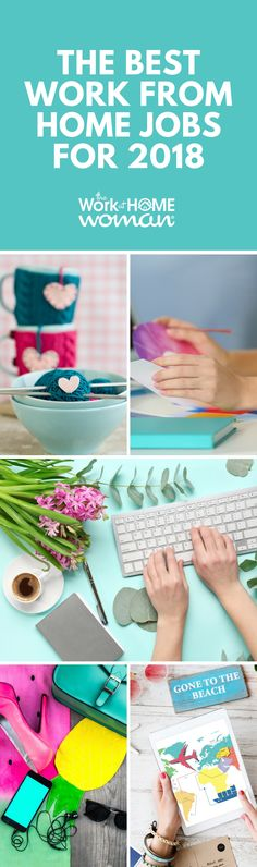 This list is amazing! There are TONs of work at home jobs, small business ideas, and home business resources that can jump-start your home-based career this year! #workathome #job #career #business