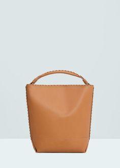 Handbag g-- | MANGO ΜΑΝΓΚΟ
