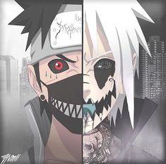 Otaku Anime, Anime Naruto, Anime Guys, Anime Demon Boy, Anime Wolf Girl, Mega Anime, Naruto Wallpaper Iphone, Demon Drawings, Tokyo Ghoul Wallpapers