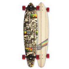 """Product Description Construction 5 Ply Vertically Laminated Bamboo Utilizes Patented Lamination Process Dimensions 40.5"""" L x 9.125"""" W x 27.8"""" WB Hardware 10.0"""" Gullwing Charger Trucks 70mm 75a Nineball Wheels Abec 5 PDP Bearings 0.5"""" Low Pro Hardened Steel Bolts Clear Grip Tape"""