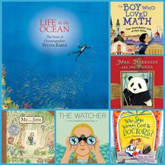 Wonder Inducing Nonfiction Read Alouds