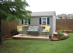 Image result for ADDING A SHELF ON OUTDOOR OF SHED