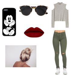 """""""#MessiLook"""" by zulitomlinson on Polyvore featuring Christian Dior"""