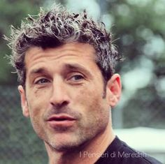 Only you. Simply... Patrick Dempsey (thx to IPM fb page)