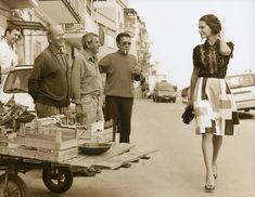 Italian men...Mamma mia!... They can never resist a pretty woman...