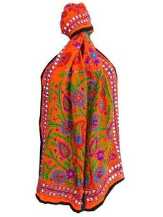 Handembroidered phulkari dupattas and stoles. Pay COD. 15 Days return. Whatsapp 9902488133-http://www.giftpiper.com/browse/phulkari-2