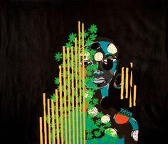 Joana Taya  Endangered Beauty Contemporary African Art, Art Fair, Salmon, Abstract Art, History, Beauty, Historia, Atlantic Salmon, Trout