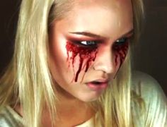 Easy Bloody Mary: Halloween Makeup Tutorial