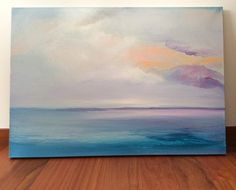 Big canvas / 70x100 cm / oil on canvas http://ift.tt/2aG46XI For Request: info@antonellanatalis.it. . . . . . . . . #seascape #oilcanvas #pinkcanvas #differencemakesus #santamonica #santabarbara #beach #miami #pretoria #seaclub #seascapepainter #landscape #miamibeach #pompanobeach #bestbeach #bestexperience #bestfriendgift #weddingday #weddinggift #giftforbride #bestbeaches