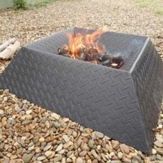 A fire pit can be the centerpiece to a backyard landscape. Check out some of these cool fire pit ideas for your next backyard project.