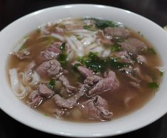 Pho - Vietnamese Beef Noodle Soup by Mr Protein on www.recipecommunity.com.au