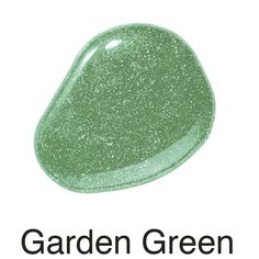 Garden Green - nuante delicioase pe unghii