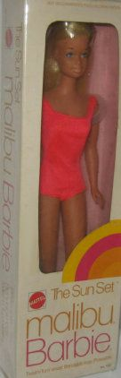 Sunset Malibu Barbie