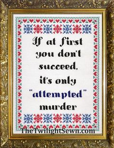 Funny Signs Diy Hilarious Etsy 33 Ideas For 2019 Cross Stitching, Cross Stitch Embroidery, Embroidery Patterns, Cross Stitch Designs, Cross Stitch Patterns, Funny Signs, Making Ideas, Funny Quotes, Friend Quotes