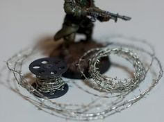Nurgle's Rope - How to make realistic barbed wire --+--+--+--