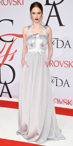 CFDA Awards 2015 Best Red Carpet Looks - Coco Rocha from #InStyle