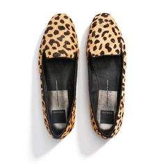 Stitch Fix Summer Styles: Leopard Print Loafers