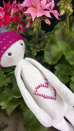 bubaschoooo made by Christina H. / based on a lalylala crochet pattern