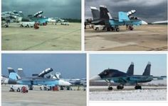 F-18 DIPINTI COME SUKHOI: PREPARANO UN FALSE FLAG ?