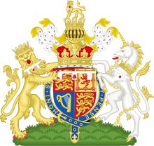 Coat of Arms of William, Duke of Cambridge.svg