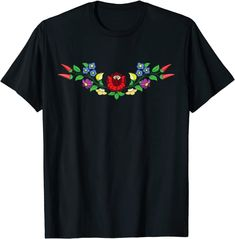 Hungarian folk art vector desert from kalocsa printed magyar t-shirt: Amazon.de: Bekleidung Amazon T Shirt, Shirt Price, Cool, Folk Art, This Or That Questions, Printed, Mens Tops, Shirts, Fashion