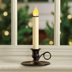 Buy 8 or More and Save 20%  Bring a traditional glow to your holiday windows.