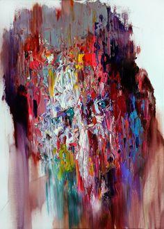 [89] Untitled Oil On Canvas 72.5 X 53 Cm 2013 by ShinKwangHo.deviantart.com on @deviantART