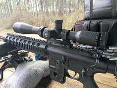 Review: Gemtech ONE Suppressor, I also used the ONE on this .22 - a Smith & Wesson M&P15-22 Performance Center rifle. Find our speedloader now!  www.raeind.com  or  http://www.amazon.com/shops/raeind