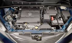 Toyota Sienna Towing Capacity - The Powertrain Specifications