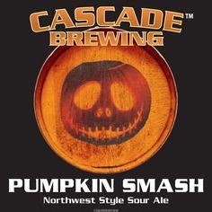 Pumplin Smash, Cascade Brewing, Portland, OR