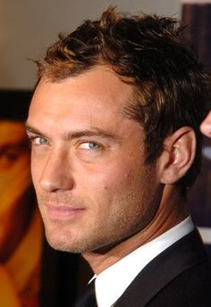 Jude Law. Hell yeah.