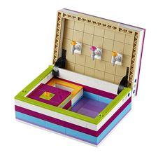 Lego Friends - 201pcs Buildable Jewellery Box