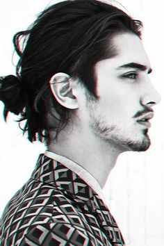 Man Bun | Hint Fashion Magazine