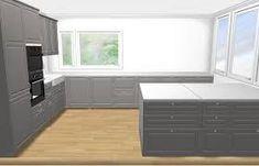 ikea kjøkken på hytte – Google Søk Kitchen Cabinets, Storage, Furniture, Home Decor, Purse Storage, Decoration Home, Room Decor, Cabinets, Larger