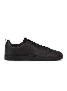 c8f5e9ccfa281 Adidas Neo Advantage Clean Black Trainers - Topman