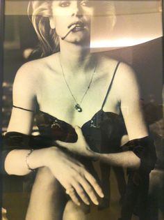 Catherine Deneuve, Helmut Newton