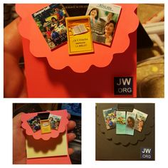 Pioneer School Gifts, Pioneer Gifts, Jw Pioneer, Diy And Crafts, Paper Crafts, Jw Gifts, Jehovah's Witnesses, Unique Cards, Creative Gifts