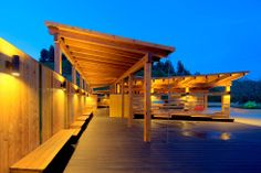 Sustainable building: Vanke Show Area by SLOW Architects - Livegreen Blog