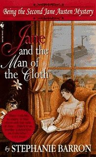 Jane and the Man of the Cloth by Stephanie Barron, 5 Stars