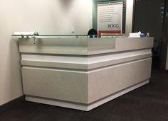 David Lane Office Furniture Stylish Modern High Gloss White