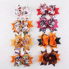 Baby girl with knot hair bows clips 018 43 50 ya high quality baby