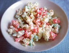 Our Flexitarian Table: Jello Popcorn WITHOUT Corn Syrup!