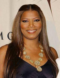 Queen Latifah WOW - have you ever seen anyone more beautiful???