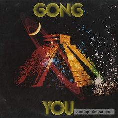 "Gong - ""You"" (France/UK 1974 - different cover)"