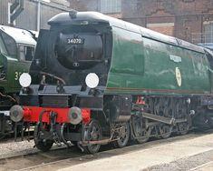 Photo 34070 Battle of British Class Kent & East Sussex Railway Gala Electric Locomotive, Steam Locomotive, Southern Trains, Flying Scotsman, Rail Transport, Southern Railways, Steam Railway, British Rail, Battle Of Britain