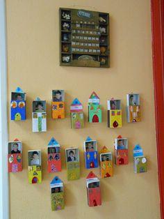 tableau des présences en maternelle - Google-Suche Projects For Kids, Diy For Kids, Maternelle Grande Section, Petite Section, Reggio Emilia, Teaching Art, In Kindergarten, Montessori, Preschool