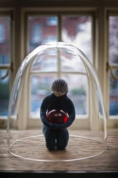 "Louise Bourgeois — Installation view, ""The Return of the Repressed', Freud Museum, London, England, 2012  — Hauser & Wirth"
