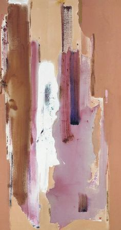Helen Frankenthaler, White Totem